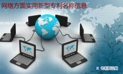 网络领域实用新型专利名称信息